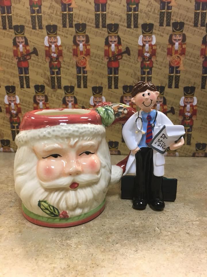 SMP Christmas Santa Cup