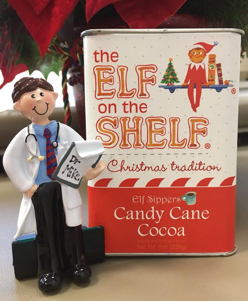 SMP Elf Candy Cane Cocoa